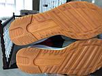 Мужские кроссовки New Balance 1500 ВЕЛИКОБРИТАНИЯ (черно-серые с красным) 9107, фото 4