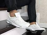 Мужские кроссовки New Balance 1500 ВЕЛИКОБРИТАНИЯ (белые) 9119, фото 3