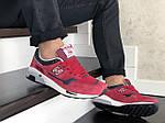 Чоловічі кросівки New Balance 1500 ВЕЛИКОБРИТАНІЯ (червоні) 9124, фото 3