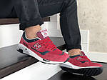 Мужские кроссовки New Balance 1500 ВЕЛИКОБРИТАНИЯ (красные) 9124, фото 3