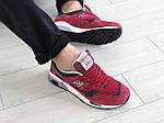 Чоловічі кросівки New Balance 1500 ВЕЛИКОБРИТАНІЯ (червоні) 9124, фото 4