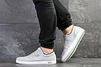 Мужские кроссовки Lacoste (светло-серые) 9126, фото 3