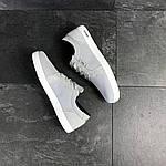 Мужские кроссовки Lacoste (светло-серые) 9126, фото 4