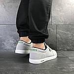 Мужские кроссовки Lacoste (светло-серые) 9126, фото 5