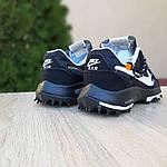 Женские кроссовки Nike Zoom Terra Kiger 5 Off-White (черные) 20021, фото 3