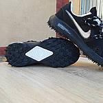 Женские кроссовки Nike Zoom Terra Kiger 5 Off-White (черные) 20021, фото 7