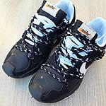 Женские кроссовки Nike Zoom Terra Kiger 5 Off-White (черные) 20021, фото 8