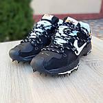 Женские кроссовки Nike Zoom Terra Kiger 5 Off-White (черные) 20021, фото 9