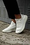 Чоловічі кросівки Adidas Yeezy Boost 350 V2 Triple White (2707), фото 8