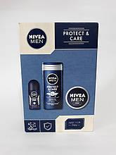 Набір подарунковий чоловічий Nivea Men Protect & Care