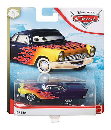 Тачки: Грета (Greta) Disney Pixar Cars від Mattel, фото 2