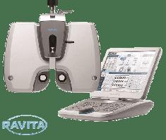 Цифровой автоматический фороптор HDR-9000 HUVITZ
