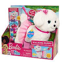 Barbie Щенок на поводке  Walking Puppy