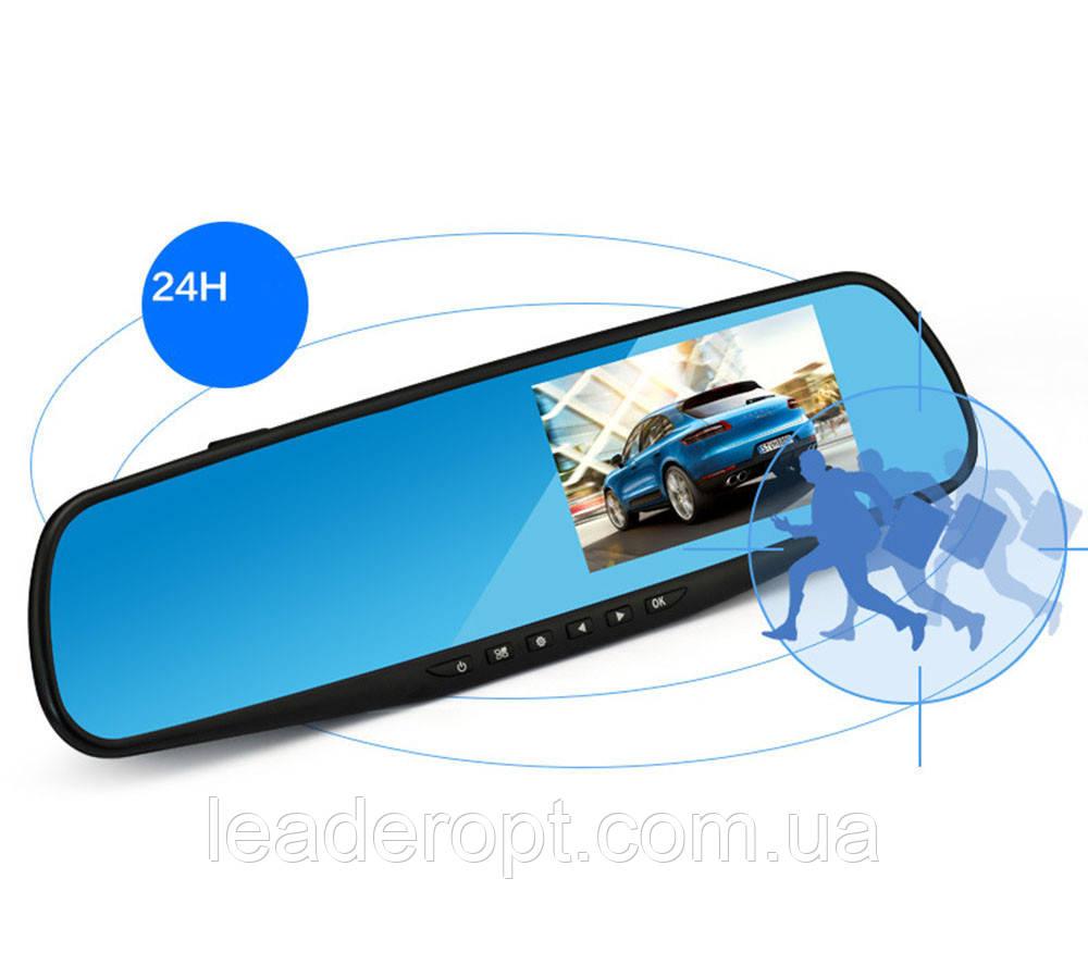 [ОПТ] Зеркало видеорегистратор DVR 1388eh 2 камеры