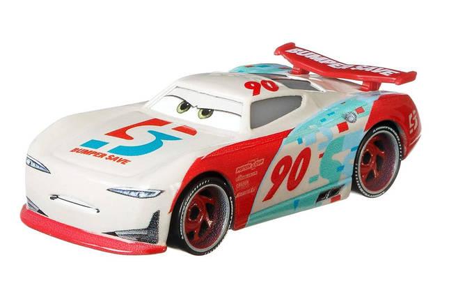 Тачки 3: Стать Лошсил (Paul Conrev) Disney Pixar Cars від Mattel, фото 2