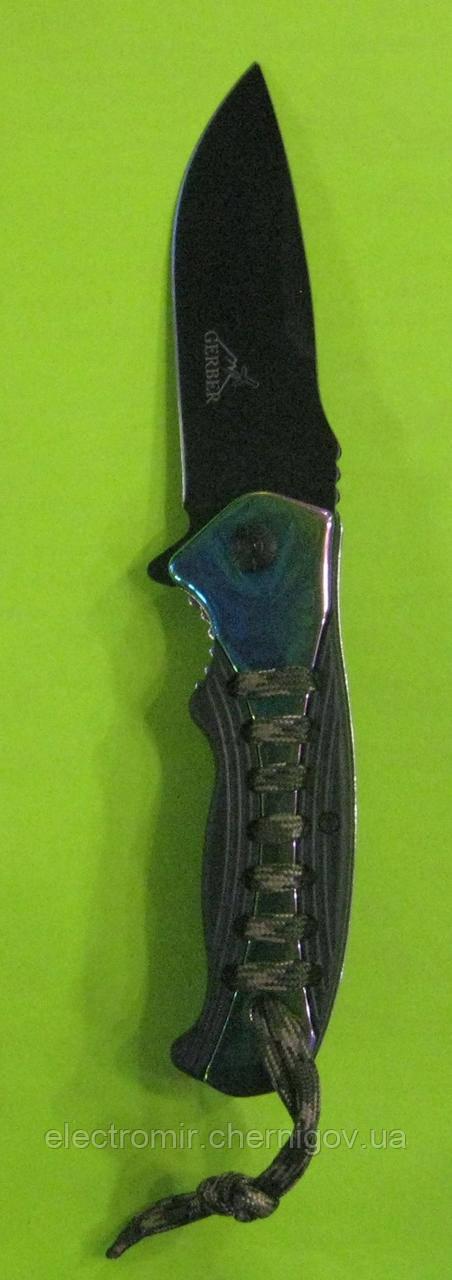 Нож складной с фиксатором Gerber A-737