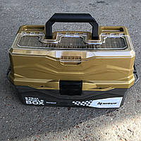 Ящик рыбацкий для снастей на 3 полки NISUS