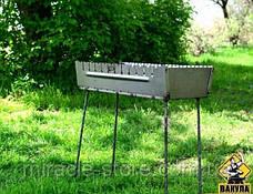 Мангал раскладной Stenson на 12 шампуров, фото 3
