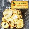 Фруктовые чипсы из яблок-25 и груш-25, смесь 50 грамм