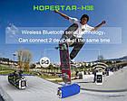 [ОПТ] Портативная акустическая Bluetooth колонка динамик Hopestar H36, фото 9