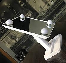 Cosmetic mirror 360 Rotation Angle с подсветкой для макияжа- Новинка, фото 3