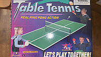 Игра  table tennis let's play together