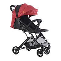 Прогулочная коляска (FIORANO RED BLACK) (Lorelli)