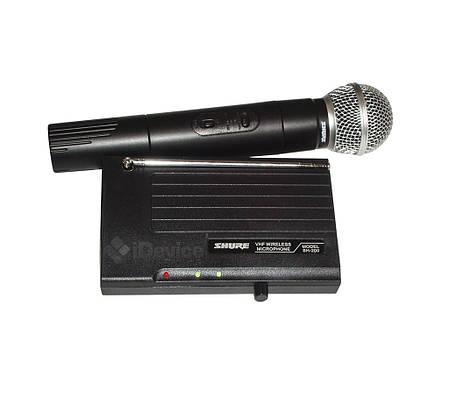 Радиомикрофон Shure SH-200, фото 2