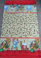 Пасхальне Великодній Рушник Серветка Бавовняний Великодній Рушник Tirotex 6 Шт В Упаковці Розмір 71 х 42 См