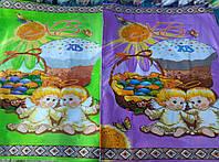 Пасхальное Полотенце Пасхальная Салфетка Хлопковый Пасхальний Рушник Tirotex 9 Шт В Упаковке Размер 57 х 45 См, фото 1