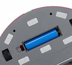 Робот пылесос Ximei Smart Robot на аккумуляторе Black, фото 2