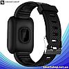 Фитнес-браслет Smart Band 116 Plus - Смарт часы, фитнес браслет, фитнес часы Черные, фото 4