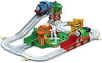 Железная дорога Томас и друзья, Thomas and Friends Big Loader Motorized Toy Train Set, оригинал из США