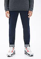 Джинси Forever 21 Man - Classic Slim NavyBlack (мужские джинсы)