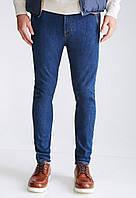 Джинси Forever 21 Man - Classic Skinny Blue (мужские джинсы)