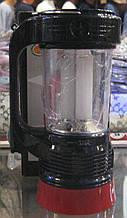 Кемпінговий ліхтар акумуляторний Yajia YJ-5856T