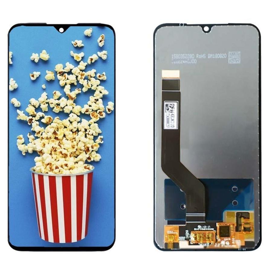 Дисплей (LCD) Xiaomi Mi Play с тачскрином, чёрный, оригинал (PRC)