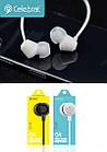 [ОПТ] Наушники проводные вакуумные Celebrat G4 с микрофоном, фото 10