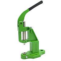 Пресс для установки швейной фурнитуры Presmak Зеленый
