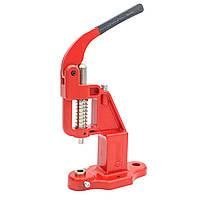 Пресс для установки швейной фурнитуры Presmak Красный