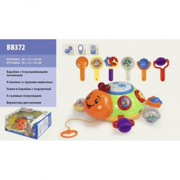 """Муз.разв.игрушка BB372 """"Жучек"""""""