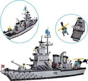 Конструктор BRICK 112 корабель, фото 2