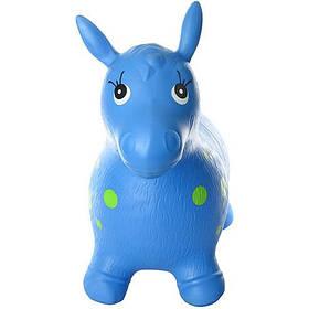 Прыгун-лошадка (Синий) / Прыгун для детей