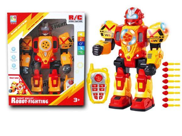 Робот р/у. Желтый  KD-8811A (Желтый)