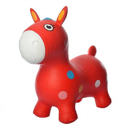 Прыгуны-лошадки MS1582 (Красный), фото 2