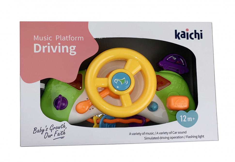 Автотренажер для детей/ Развивающие игрушки / Музыкальные игрушки