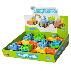 """Детские машинки """"Спецтехника"""" / Детские машинки, фото 2"""