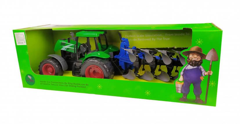 Трактор 999A (999A-5), фото 2