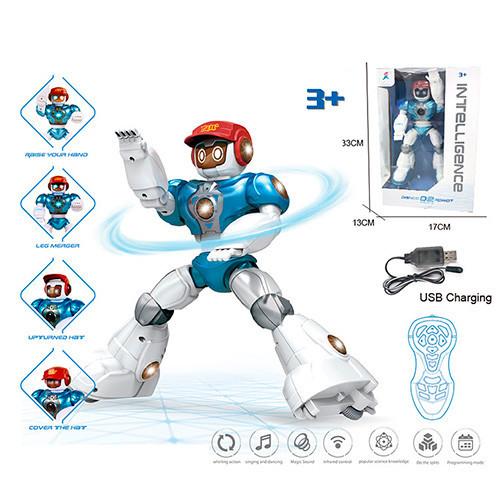 Робот радиоуправляемый / Детские игрушки