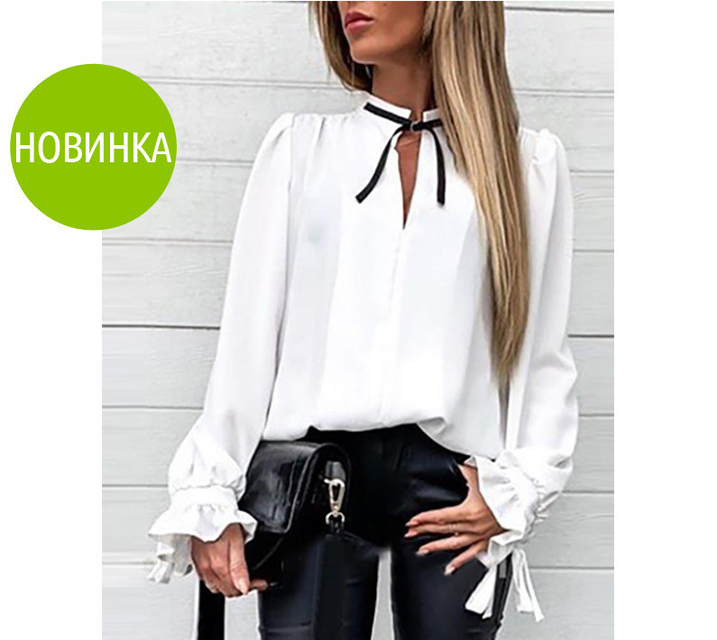 """Модная женская блуза """"Mentola"""""""